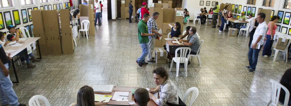 Esto es lo que debe saber si vota en Envigado