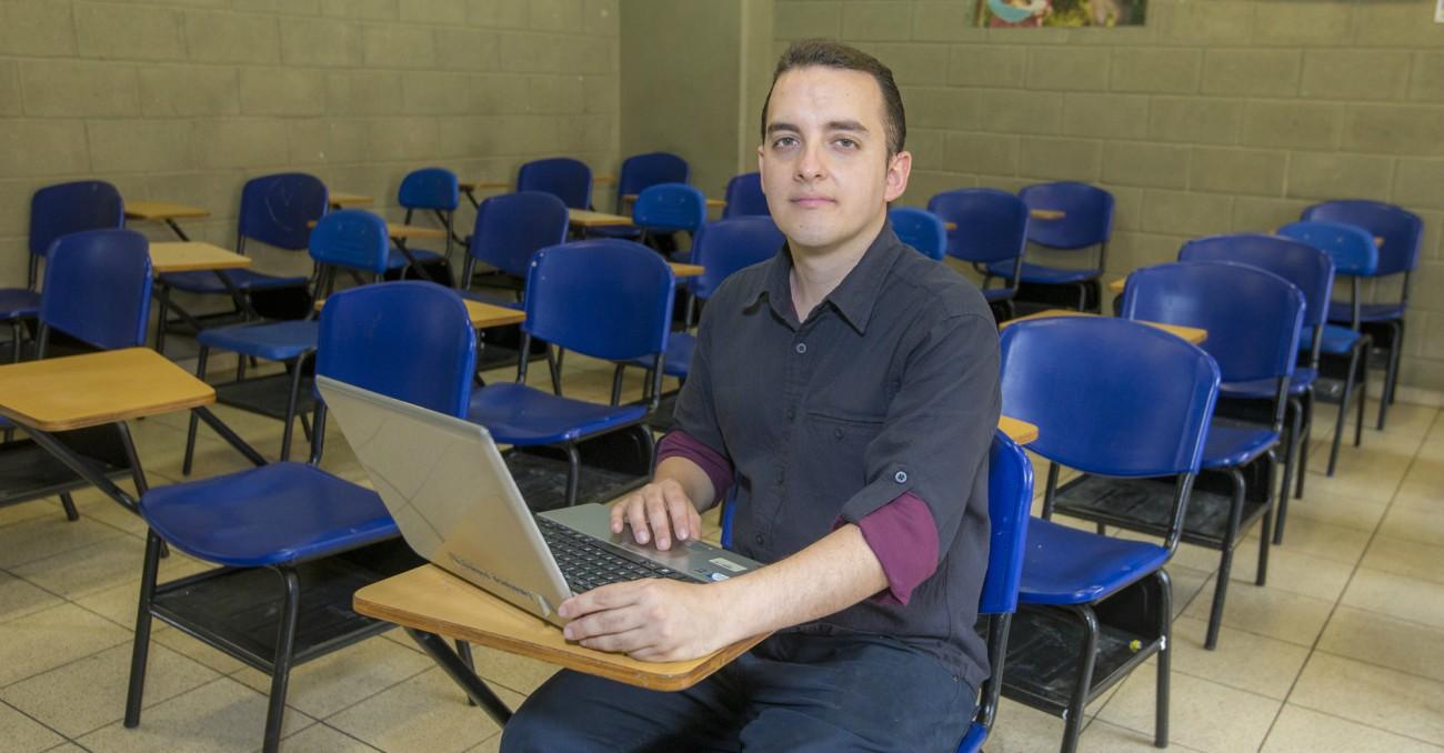 Alexander, entre los 50 mejores profes del mundo