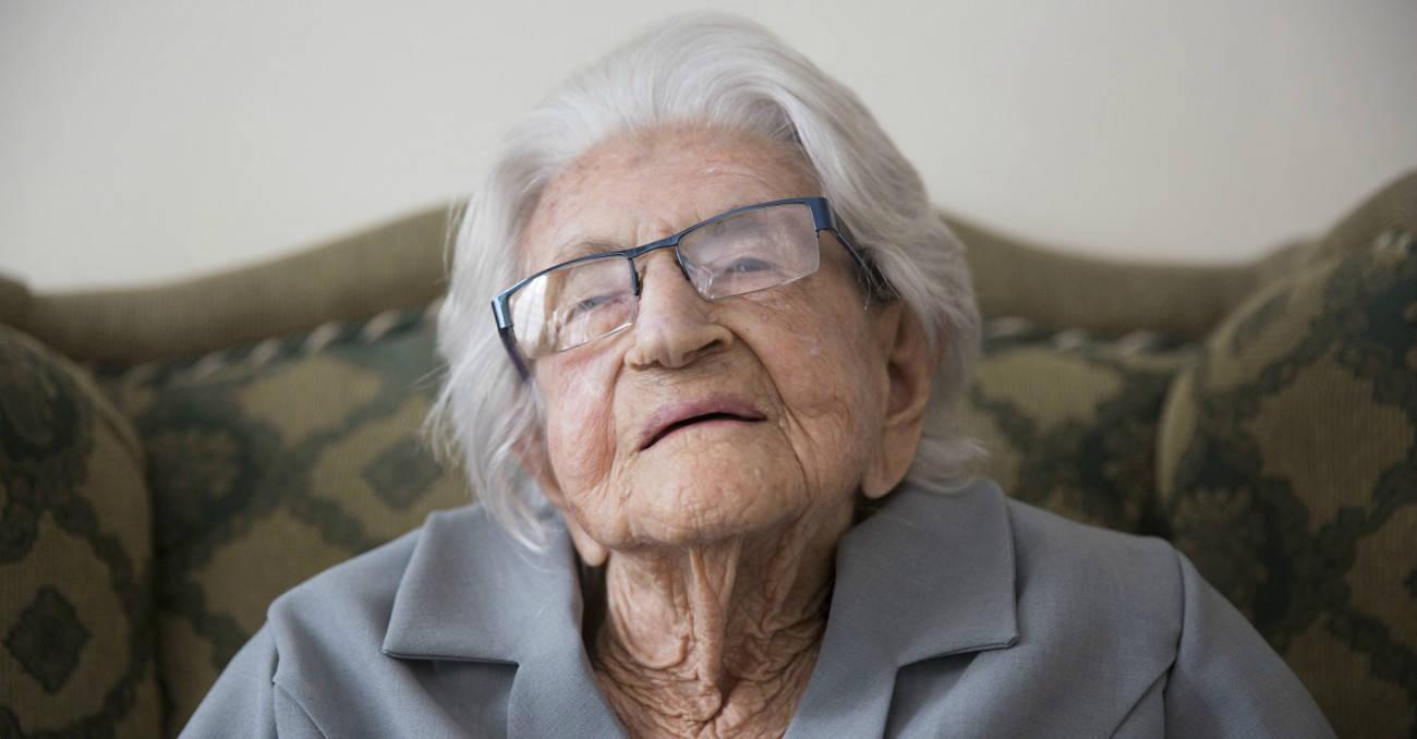 """""""El secreto para vivir 100 años es el aguardiente"""""""