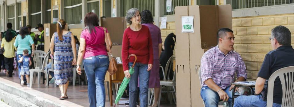 Estos son los puestos de votación en Belén