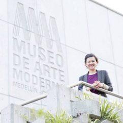 María Mercedes, la cabeza en los 40 años del Mamm