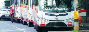 Piden controles a los buses en San Lucas