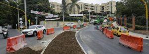 Polémica por prohibición de giros a la izquierda en Envigado