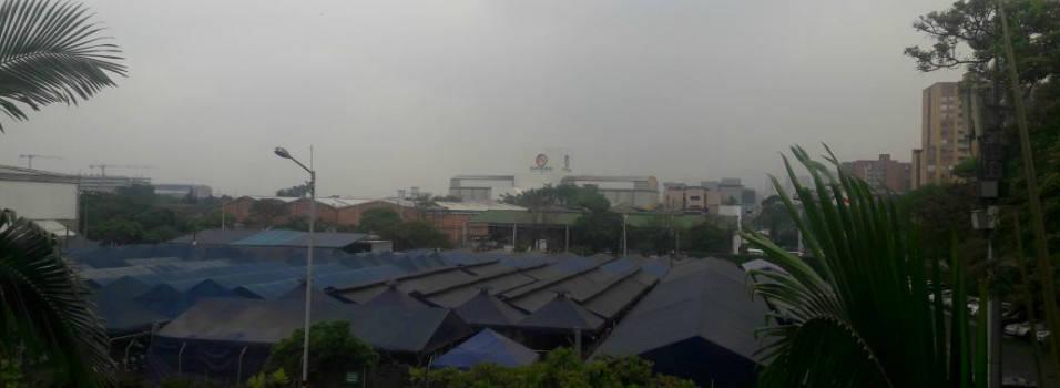 Por contaminación, a un paso de la alerta ambiental