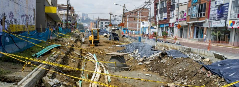 50 de exoneración en impuestos para afectados por metroplús en Envigado
