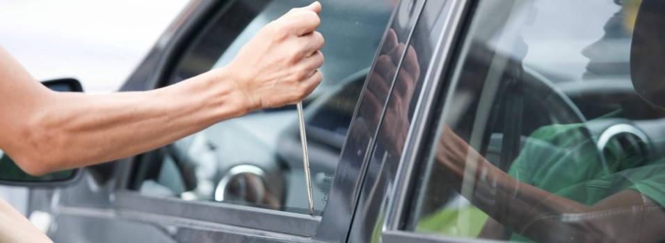 Así se están robando los carros en Laureles