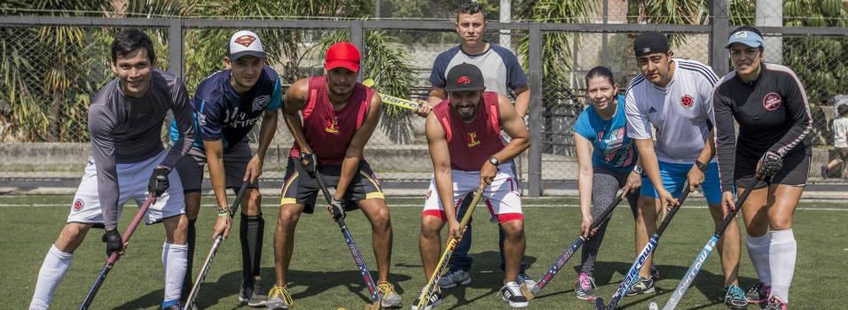 Equipo de hockey de Belén, con la mira en los Centroamericanos