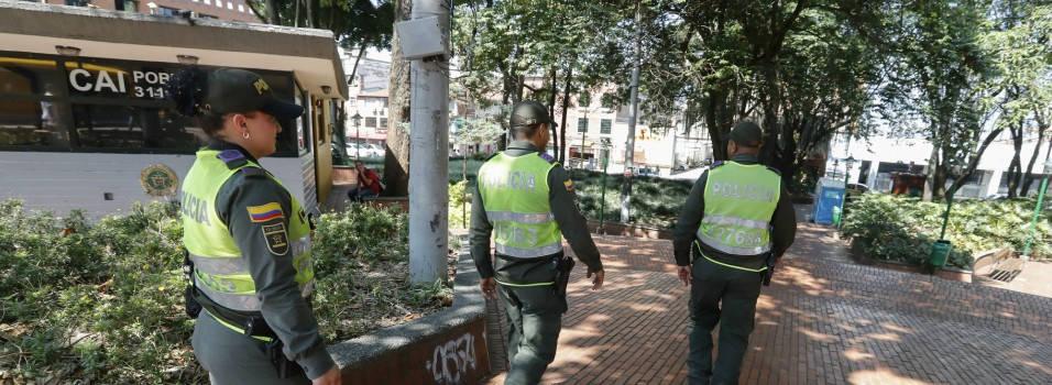 Líderes piden más policías para El Poblado