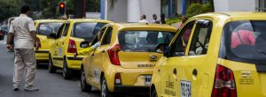 Los acopios de taxis afuera de Los Molinos están prohibidos
