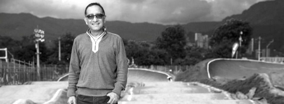 Martín Posada dedicó su vida a impulsar el BMX