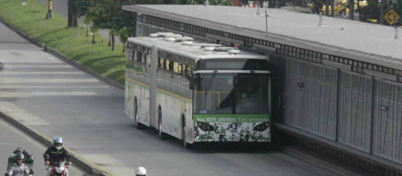Presentan el primer bus eléctrico de metroplús