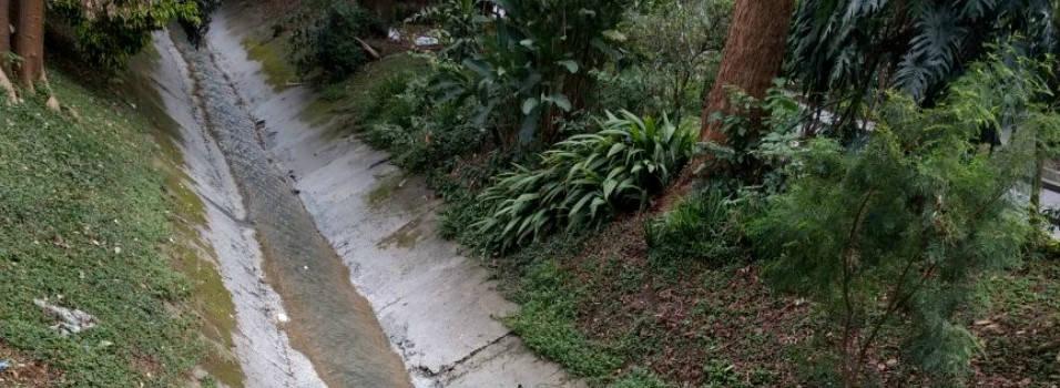 Vecinos denuncian coloración en La Picacha