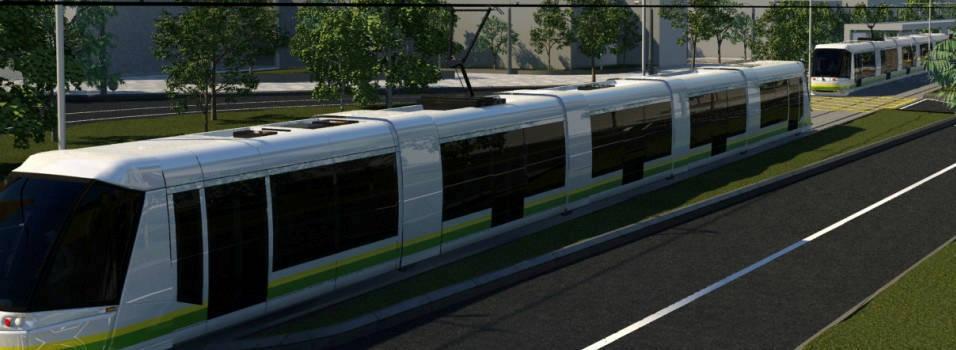 Con 4 intercambios viales iniciarían obras del tranvía de la 80