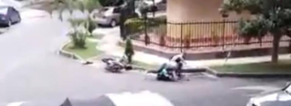 Alerta por videos de linchamientos en Laureles