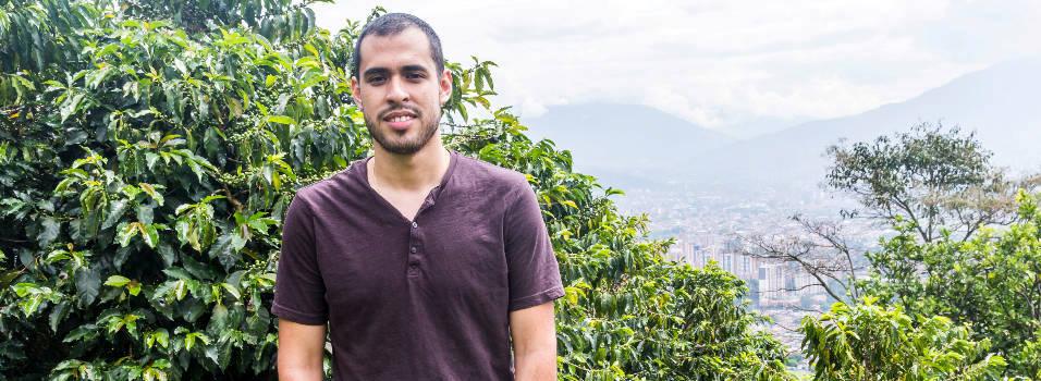 Café cultivado en las montañas de Belén