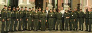 Con 18 policías refuerzan la seguridad en Envigado