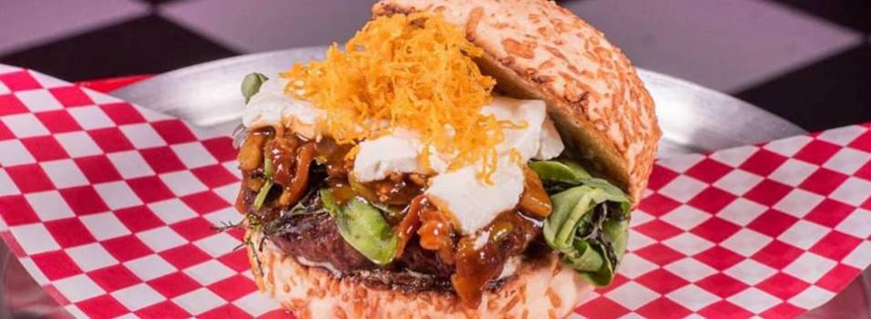 Las 5 mejores hamburguesas de la ciudad, según el Burger Master