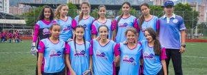 Las representantes de Belén en la Copa Nosotras