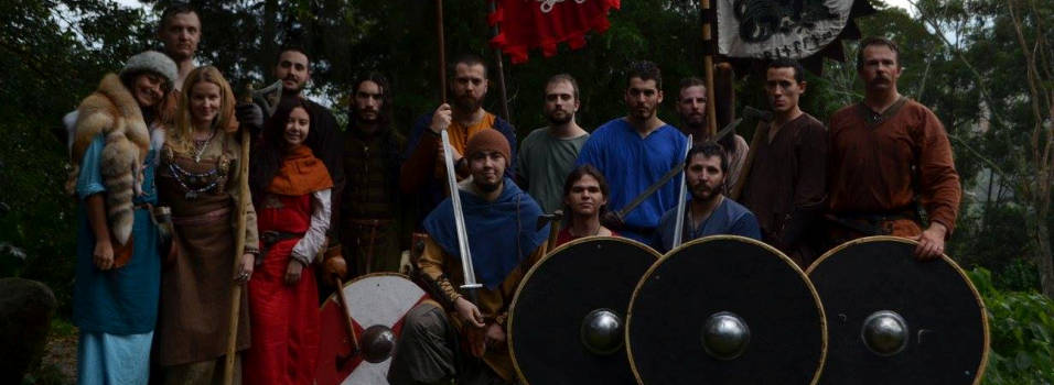 Los vikingos del siglo XXI se reúnen en Belén