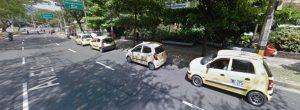 No pintaran el prohibido parquear en acopio informal frente a Sao Paulo