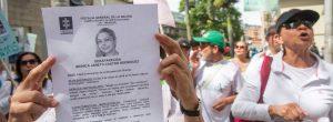 Siguen los esfuerzos por encontrar a Mónica Castro
