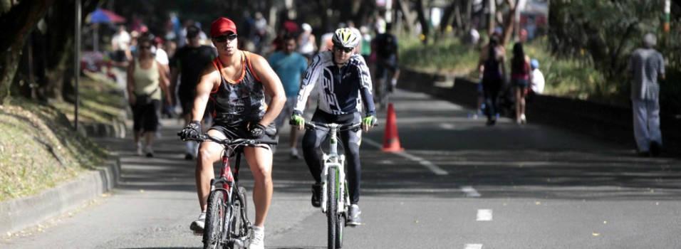 Vecino se queja por la hora en que desmontan la ciclovía de Envigado