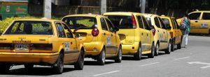 Vecino se queja por servicio de taxi en El Poblado