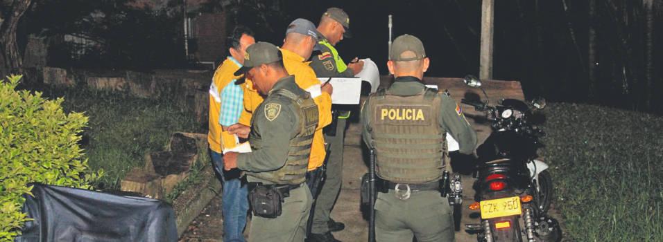 Autoridades, pendientes del robo de motos en Envigado
