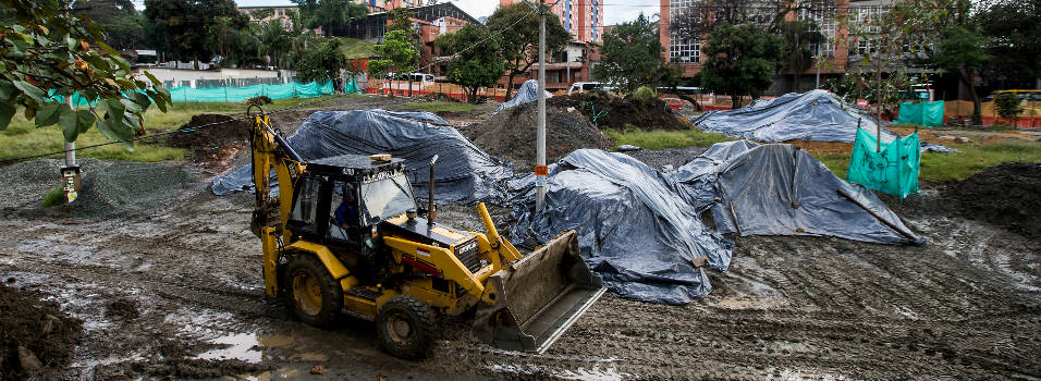 Avanza la construcción de la Escuela de artes Débora Arango