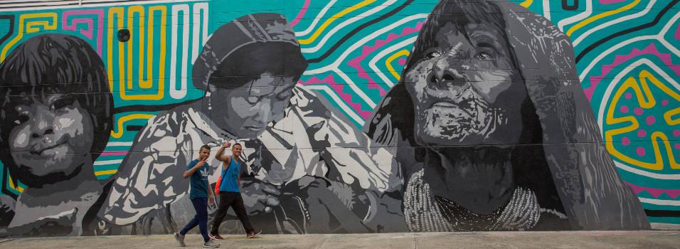 FOTOS Los murales que embellecen a Envigado