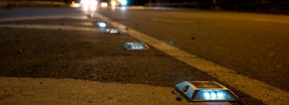 Medellín tendrá 907 tachas luminosas en las vías