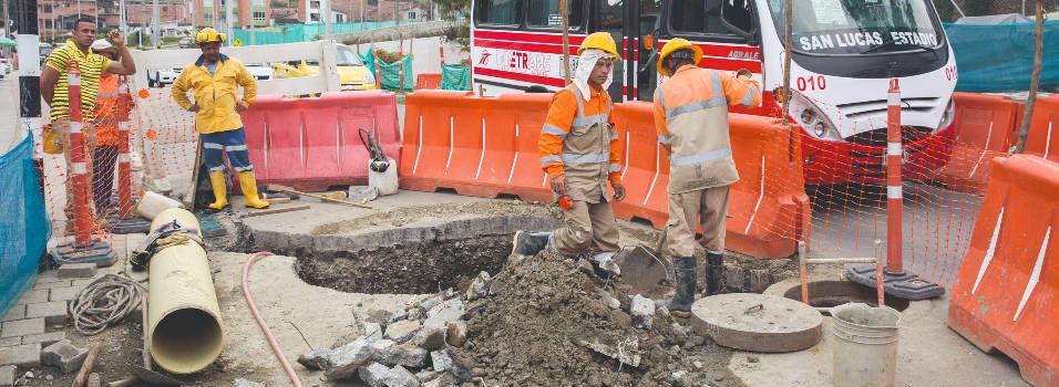 Obras de valorización en El Poblado irán hasta 2021