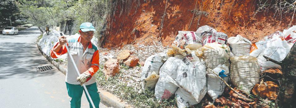 Reparación de un talud en El Poblado lleva 3 años de espera