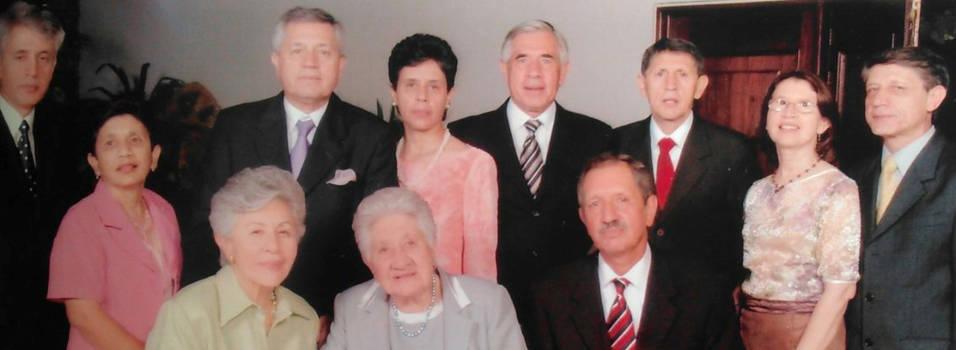 Vecina de La Castellana cumplió 101 años