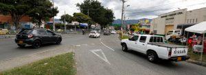 Avenidas Colombia y San Juan, críticas en accidentalidad