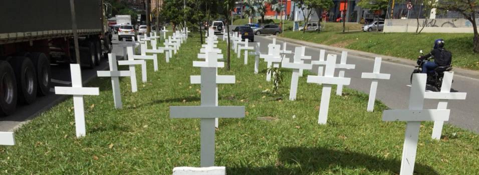 Buscan un alto a las muertes en la avenida Regional