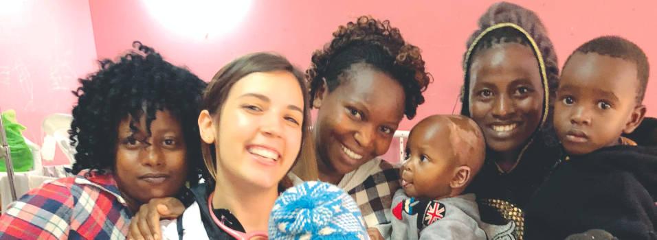 Kenia, en los ojos de una pediatra paisa