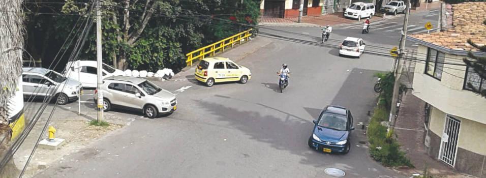 Vecinos piden señalización para Belén Granada