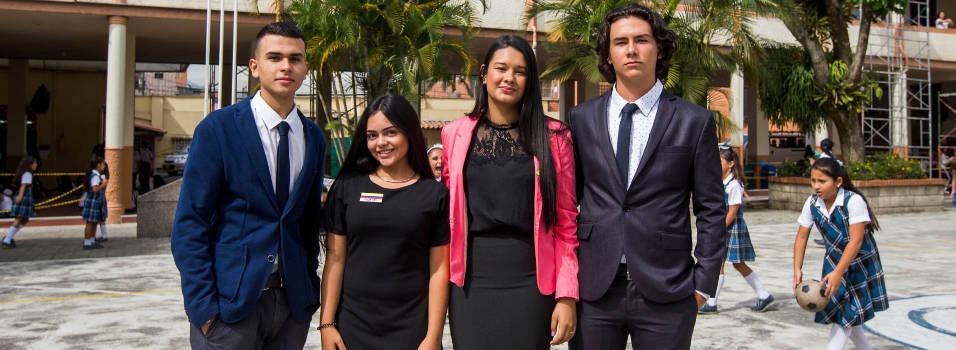Un encuentro de estudiantes a la altura de la Onu