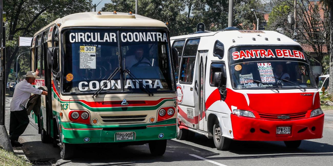 ¿Faltan rutas de buses en Belén?