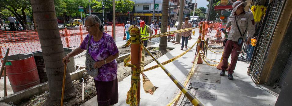 ¿Por qué unas obras se hacen en Medellín y otras no?