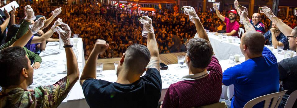 Lengua del Infierno, el concurso más picante de Medellín