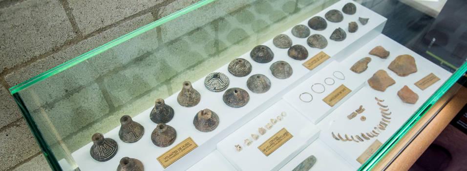 Los tesoros ancestrales desenterrados en Belén