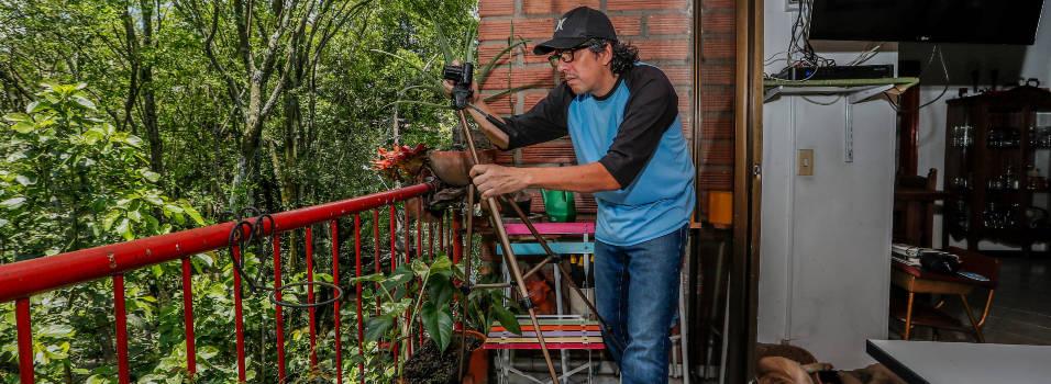 Un espectáculo visto desde un balcón de Carlos E.