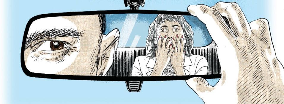 Un viaje en taxi que terminó en pesadilla
