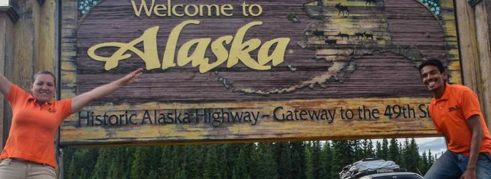 Vecinos de Belén que recorren América ya llegaron a Alaska