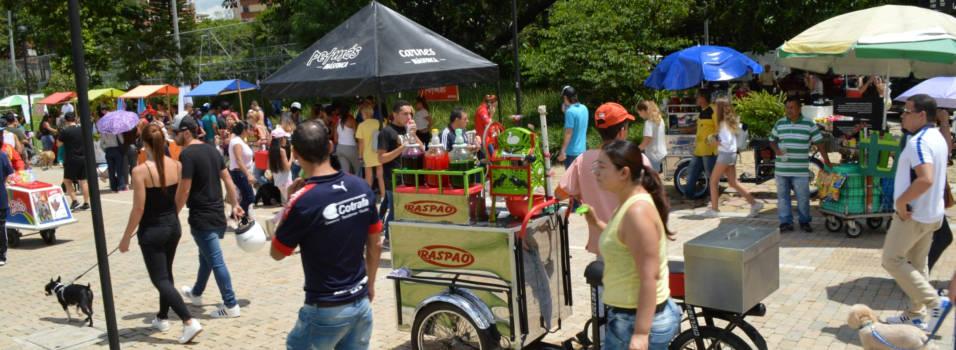 Vecinos, inquietos por eventos en Parques del Río