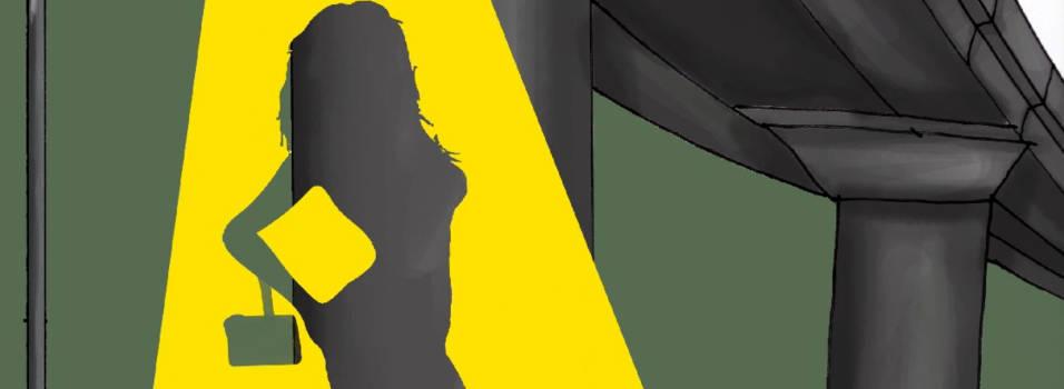 Vecinos, preocupados por prostitución bajo el viaducto del metro