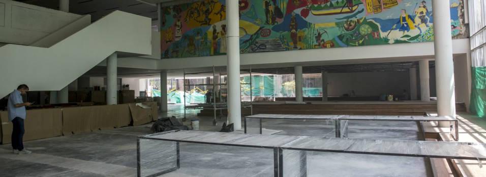 Ahora sí, ya casi abre la Biblioteca Pública Piloto de Medellín