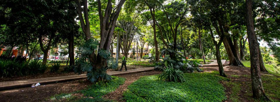 Alcaldía adjudicó obras para 3 parques en El Poblado